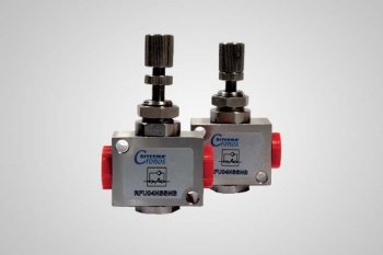 Uni-Bi directional Flow Regulators