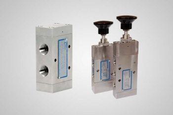balanced Spool Valves